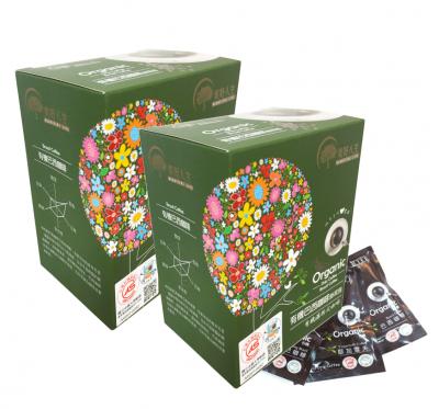 《美好人生》有機濾掛式-巴西咖啡-掛耳包(60g/盒)2盒組