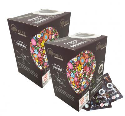 《美好人生》有機濾掛式-祕魯咖啡-掛耳包(60g/盒)2盒組