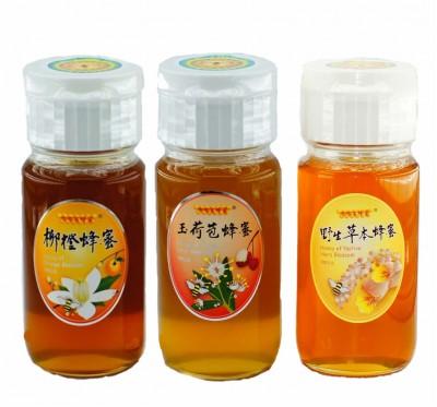 《嘟嘟家蜂蜜》蜂蜜三優選超值組(700g/罐)3罐組合裝