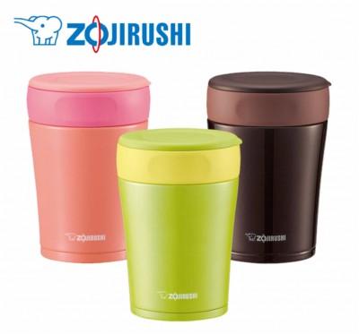 【ZOJIRUSHI】象印 可分解杯蓋不鏽鋼悶燒杯 0.36公升 SW-GA36