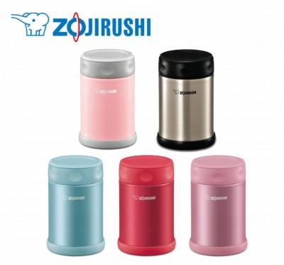 【ZOJIRUSHI】象印 0.5公升不銹鋼真空燜燒杯 SW-EAE50