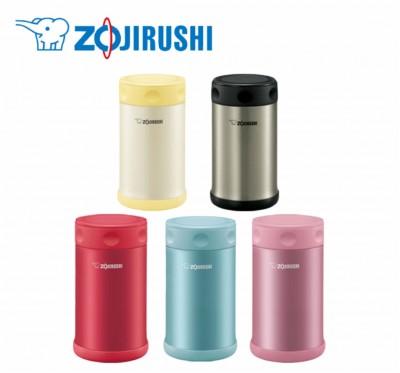 【ZOJIRUSHI】象印 0.75公升不銹鋼真空燜燒杯 SW-FCE75