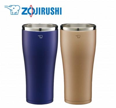 【ZOJIRUSHI】象印 0.6L 不鏽鋼真空保溫杯 SX-DD60