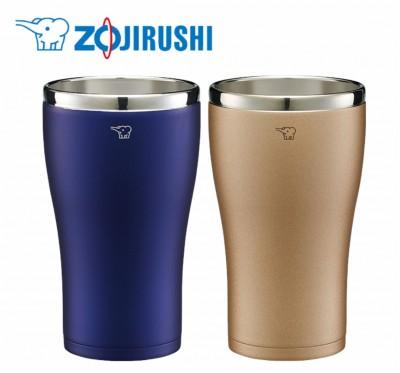 【ZOJIRUSHI】象印 0.45L 不鏽鋼真空保溫杯 SX-DD45