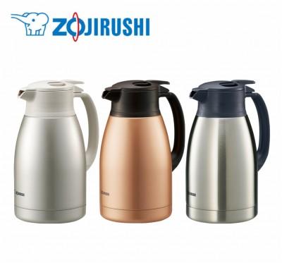 【ZOJIRUSHI】象印 1.5L桌上型不鏽鋼真空保溫瓶 SH-HB15
