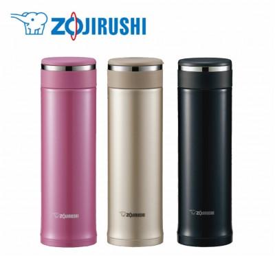【ZOJIRUSHI】象印 480ml可分解杯蓋 不鏽鋼真空保溫杯 SM-JD48