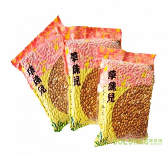 《薏珠園》草珠兒紅薏仁(友善栽培1~3年)/3包組(300g/包)