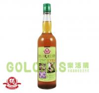 《獨一社》酵釀清醋(糯米醋)(600ml/瓶)/12瓶裝