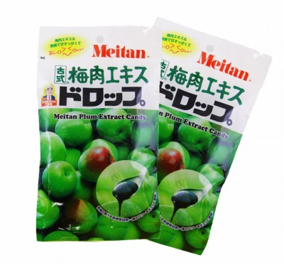 【梅丹本舖】青梅精糖果(100g)2包