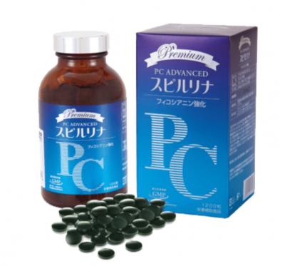 【會昌】Japan Algae PC特級螺旋藻錠(1200錠/罐)