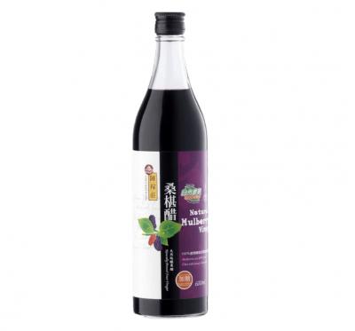 【陳稼莊】桑椹醋-加糖(600ml/瓶)