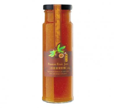 【陳稼莊】百香果果粒醬(300ml/瓶)