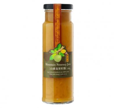 【陳稼莊】山番荔果粒醬(300ml/瓶)