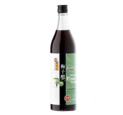 【陳稼莊】梅子醋-加糖(600ml/瓶)