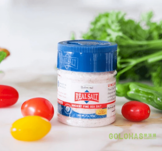 【REASL SALT】鑽石鹽 頂級天然海鹽55g (細鹽/罐裝)