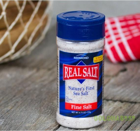 【REASL SALT】鑽石鹽 頂級天然海鹽135g (細鹽/罐裝)