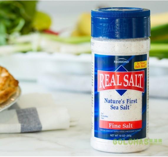 【REASL SALT】鑽石鹽 頂級天然海鹽255g (細鹽/罐裝)