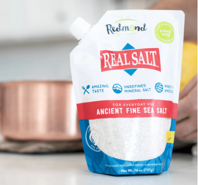 【REASL SALT】鑽石鹽 頂級天然海鹽737g (細鹽/袋裝)