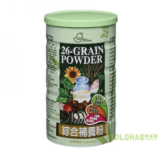【元豪】綜合補養粉(600g/罐)