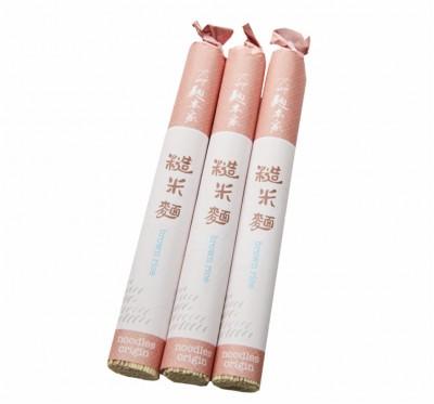 《大呷麵本家》糙米麵條300g(3束/包)6包組《袋裝》