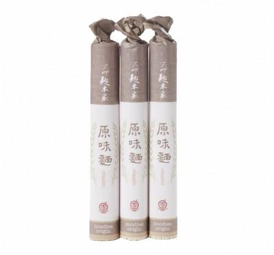《大呷麵本家》經典原味麵條450g(3束/包)6包組《袋裝》