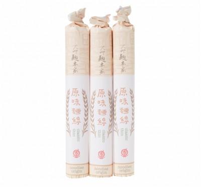 《大呷麵本家》經典原味麵線450g(3束/包)6包組《袋裝》