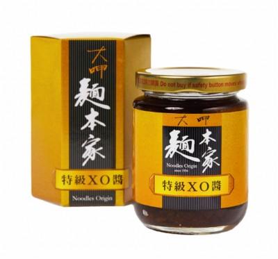 《大呷麵本家》特級XO醬(220g/罐)/3罐組