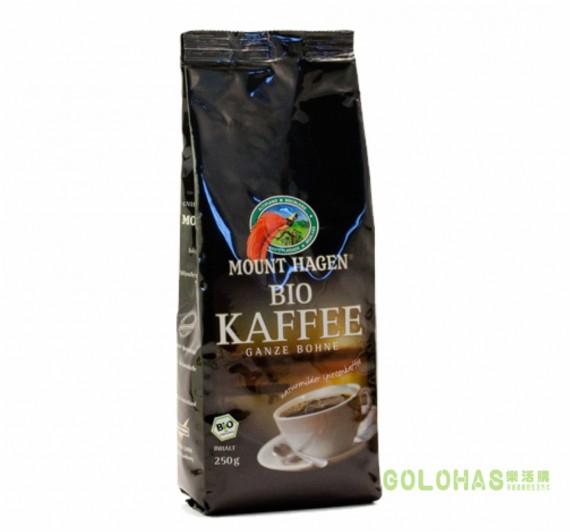《DROKO》MOUNT HAGEN 德國有機烘焙高山咖啡豆(250g/包)/2包組