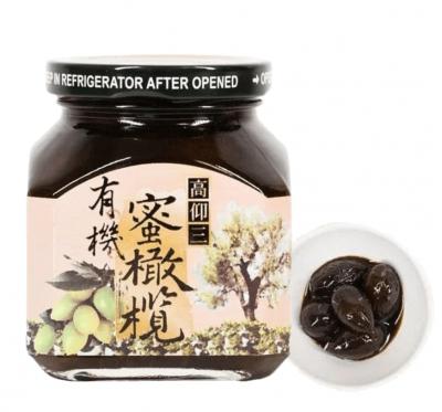 【高仰三】有機蜜橄欖(360g/罐)