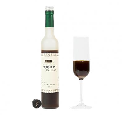 【高仰三】橄欖老醋(400ml/瓶)