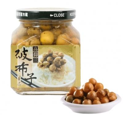 【高仰三】破布子-薑汁口味(320g/罐)