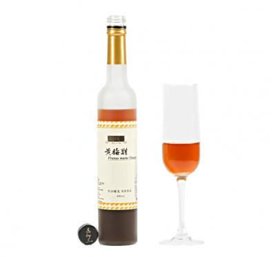 【高仰三】黃梅醋(400ml/瓶)