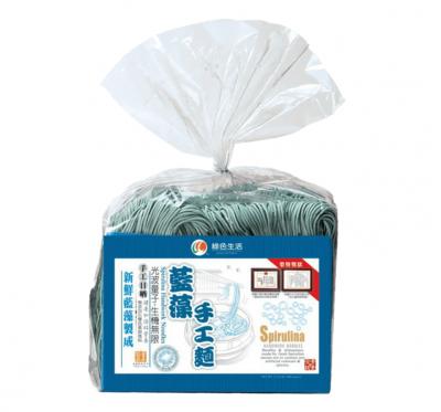 【綠色生活】生機藍藻手工麵條(600g/包)