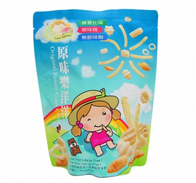 【愛天然】原味樂洋洋(100g/包)/20包組(純素食)