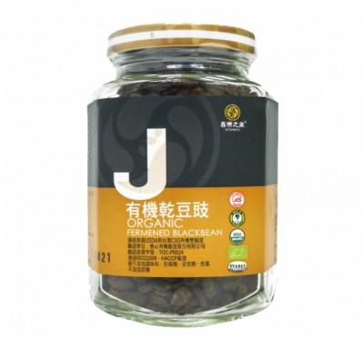 【喜樂之泉】有機乾豆鼓(180g/瓶)/5瓶組