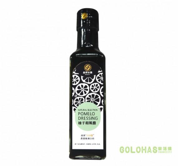 【喜樂之泉】喜樂甘露柚子和風醬(210ml/瓶)/5瓶組