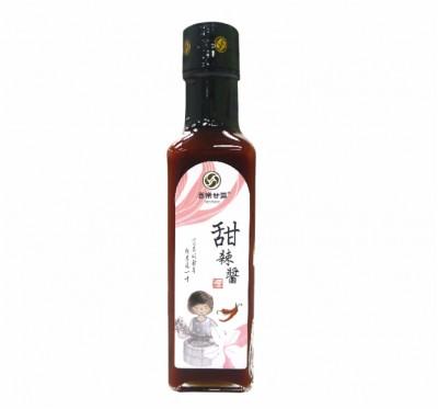 【喜樂之泉】喜樂甘露甜辣醬(210ml/瓶)/5瓶組