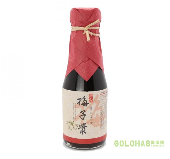 《祥記》梅子漿(含梅子果肉)(150ml/瓶)