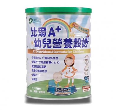 《美好人生》比爾A+幼兒營養穀奶(900g/罐)