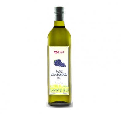 《美好人生》純天然葡萄籽油(1000mlg/瓶)