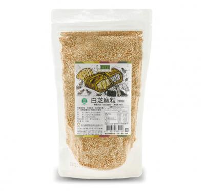 《美好人生》白芝麻粒/已烘焙(250g/包)