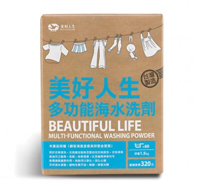 《美好人生》多功能海水洗劑(1500g/盒)
