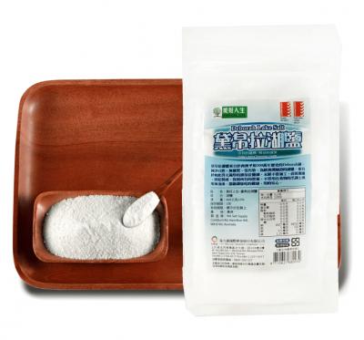 《美好人生》黛帛拉天然湖鹽(600g/包)/2包裝