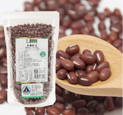 《美好人生》有機紅豆(450g/包)