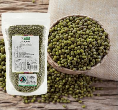 《美好人生》有機綠豆(450g/包)