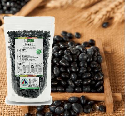 《美好人生》有機黑豆(400g/包)