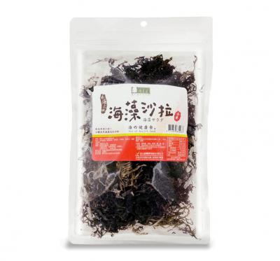 《美好人生》天然海藻沙拉(80g/包)
