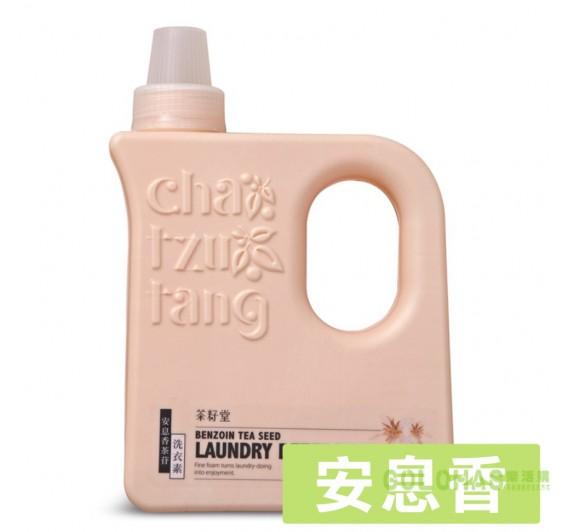 【茶籽堂】安息香茶苷洗衣素(1200ml)2瓶裝