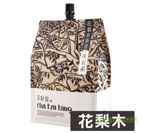 【茶籽堂】花梨木茶苷洗衣素補充包(1000ml)3包入