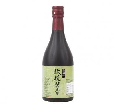【高仰三】橄欖酵素-台灣原生種(500ml/瓶)